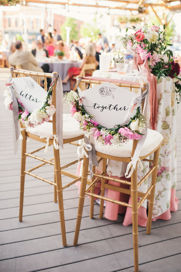 Chair and Linen Rentals for your Wedding