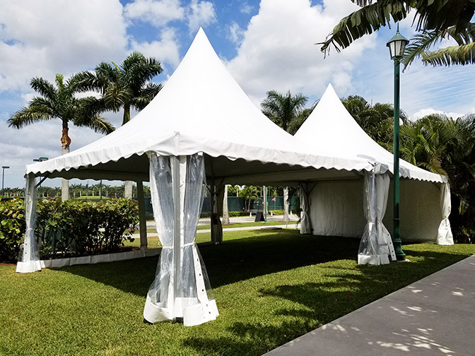 PAGODA TENT RENTAL | HANK PARKER'S PARTY & TENT RENTAL
