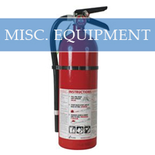 MISC. EQUIPMENT