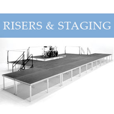 RISERS & STAGING