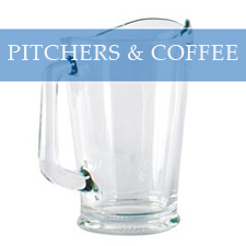 PITCHERS & COFFEE