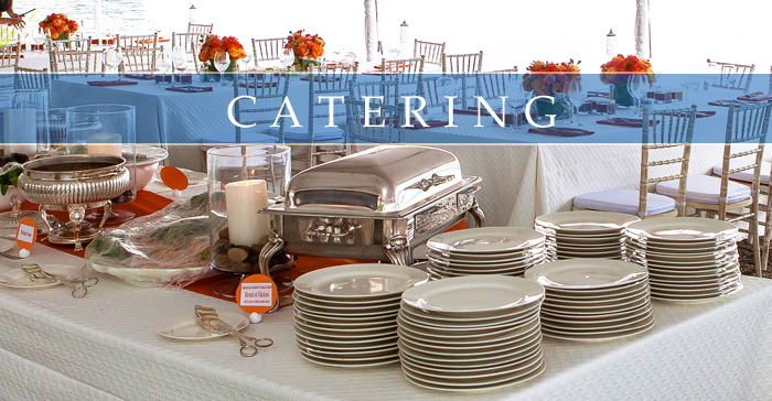 CATERING & CONCESSION RENTALS