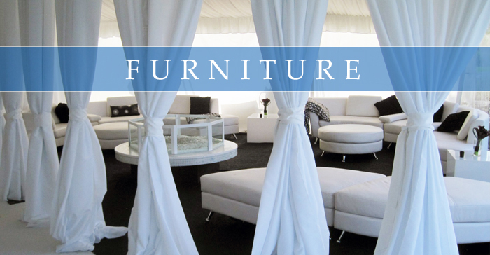 Furniture Table & Chair Rentals in Rochester NY & Buffalo