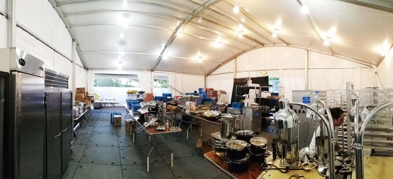 Party Tent Rentals For All Events Hank Parker S And All