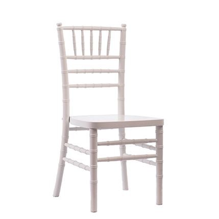 CHIAVARI CHAIR, WHITE