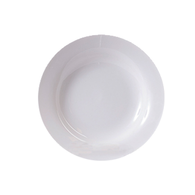 BRIGHT WHITE SALAD/DESSERT PLATE