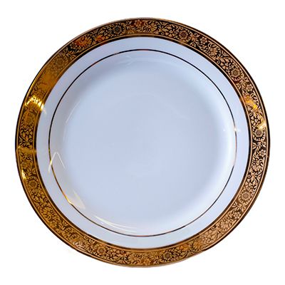 TUSCAN GOLD DINNER PLATE