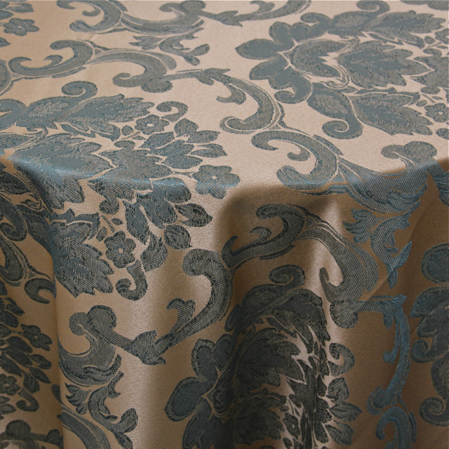 DAMASK - BEETHOVEN GOLD & SAGE