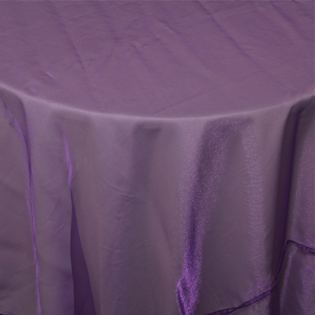 ORGANZA - SPARKLE PURPLE