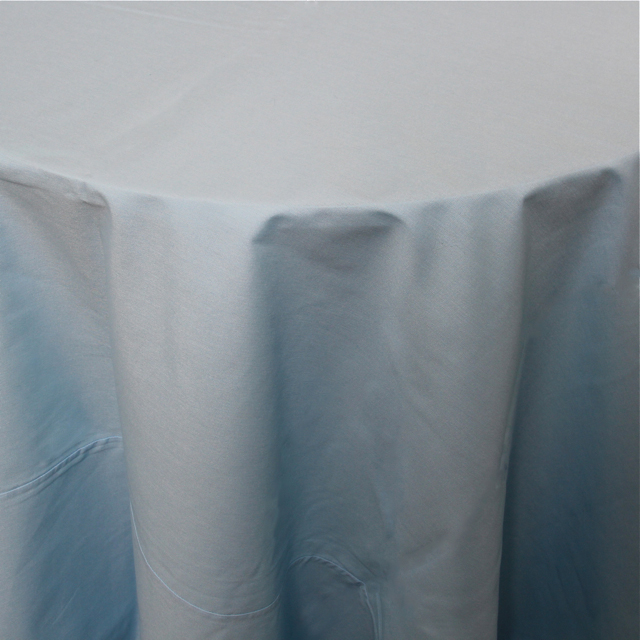 POLYESTER - LIGHT BLUE