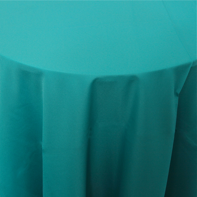 POLYESTER - TURQUOISE