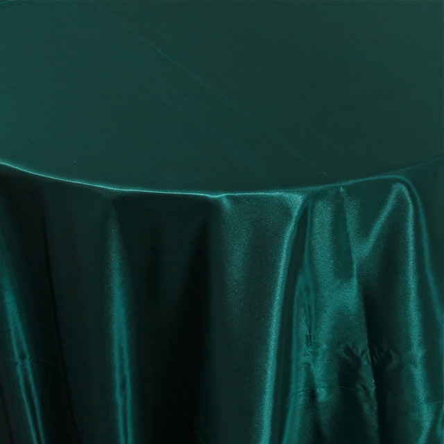 SATIN - POLYESTER TEAL