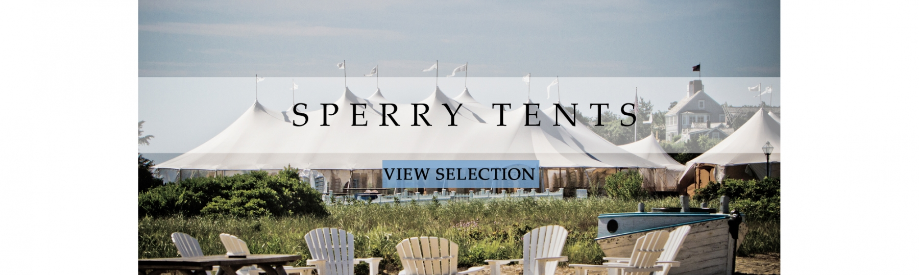 Sperry Sailcloth Tent Rentals New York