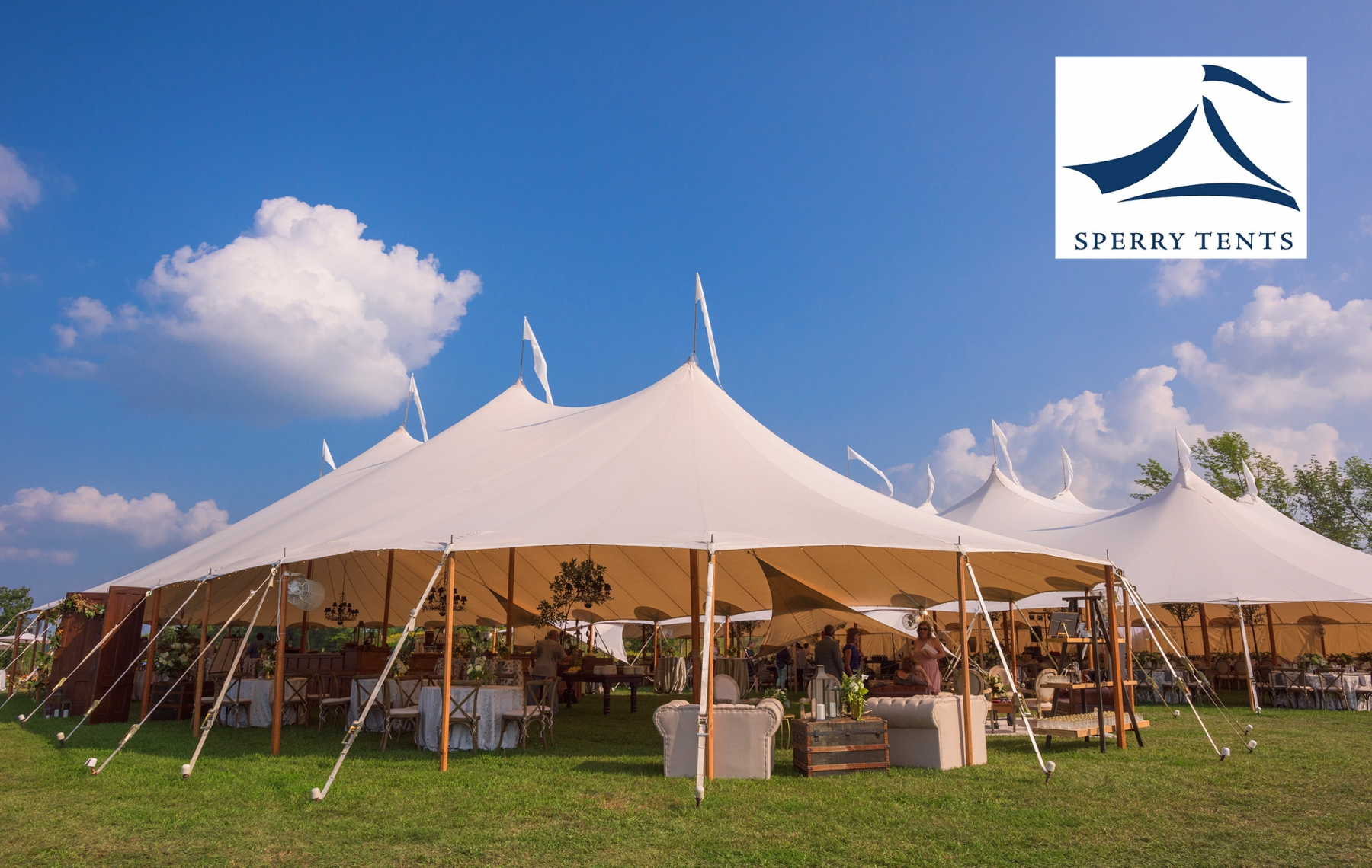 Sperry Wedding Tent Rentals