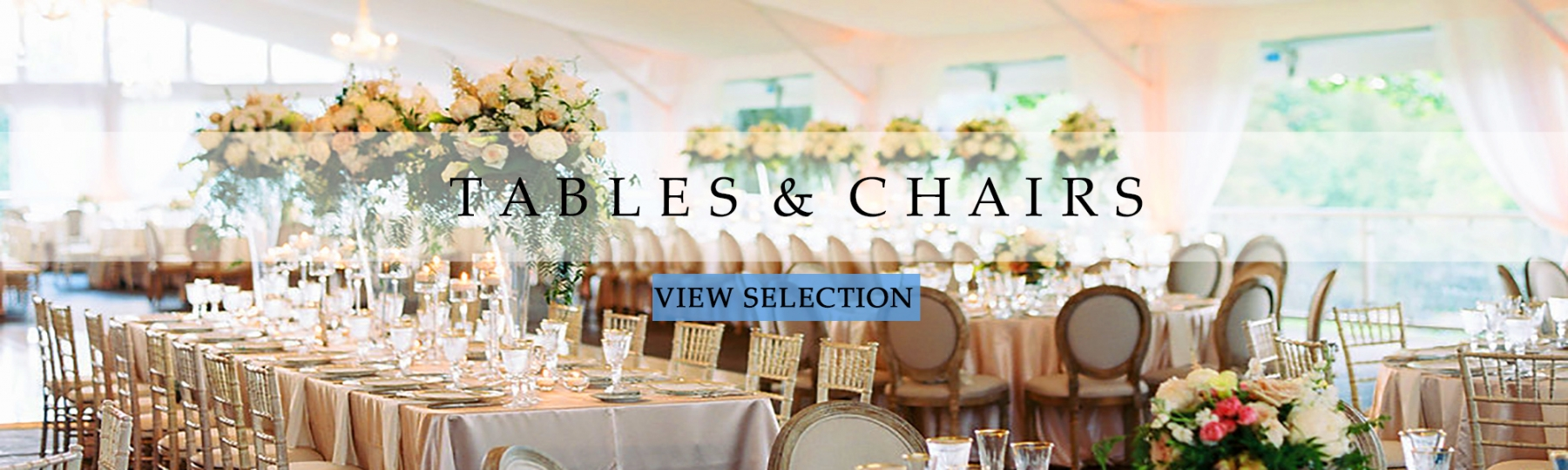 Table and chair rentals buffalo and rochester new york