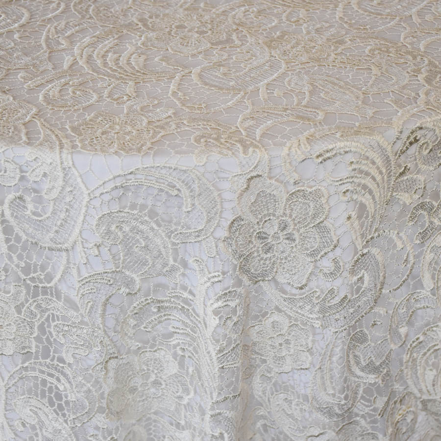 ABBEY LACE OVERLAY