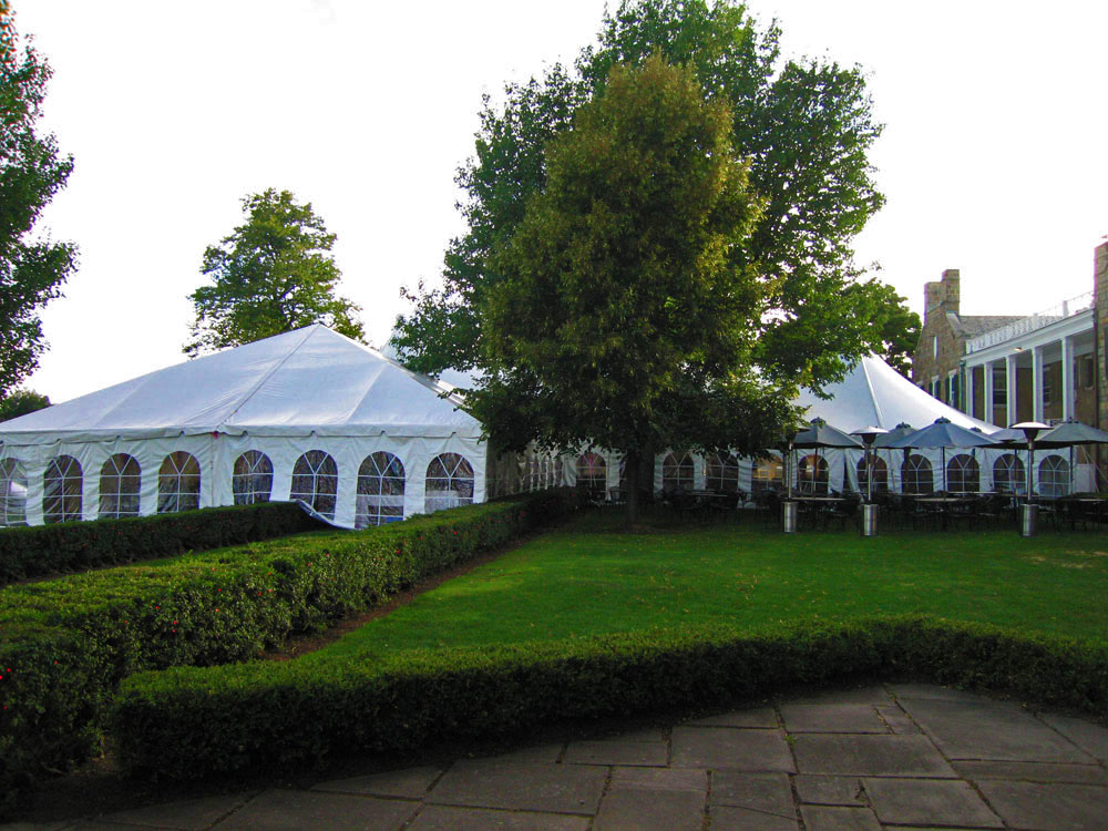 FRENCH WINDOW SIDEWALL TENT RENTAL