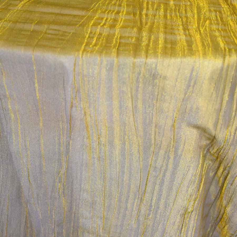GERMAN TISSUE ORGANZA SAFFRON