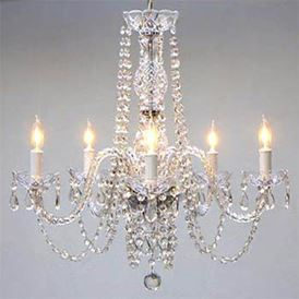CRYSTAL CHANDELIER Small