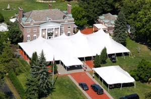 wedding party tent rental NYC home