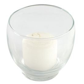 ROUND VOTIVE HOLDER
