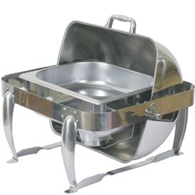 4 QT. ROLLTOP CHAFER