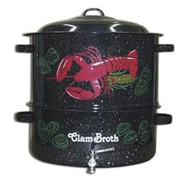 CLAM STEAMER SMALL
