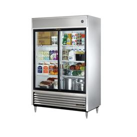 SLIDING DOOR REFRIGERATOR