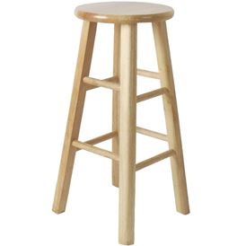 BAR STOOL, BLONDE