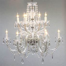 CRYSTAL CHANDELIER Large