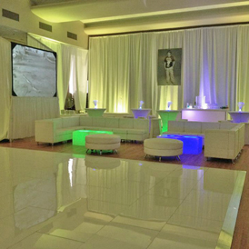 HIGH GLOSS DANCE FLOOR