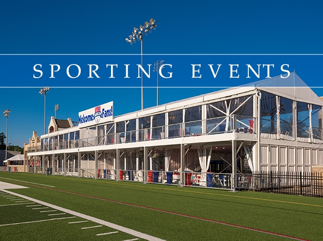 Sporting Event Rentals